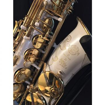 Custom Selmer Paris Super Action 80 Series ii Pearl White