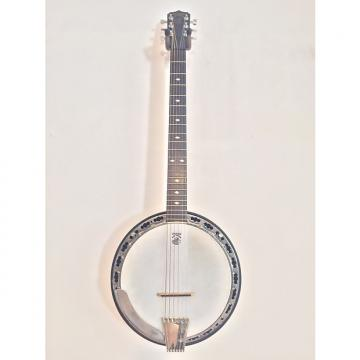 Custom Deering D6 Deluxe banjo guitar