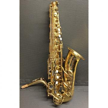 Custom YAS-62 Yamaha Alto Sax with Black Roo Pads