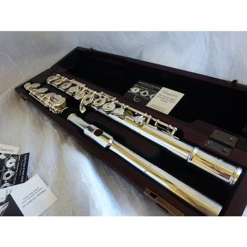 Custom Pearl Dolce Prof. Flute *Sterling head joint *Open Hole* Offset G * Split E * B foot