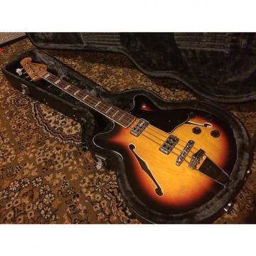 Custom Fender Cornado Bass II 2016 With Hard Case Wow!