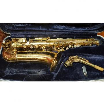 Custom Conn Alto Saxophone Shooting Stars