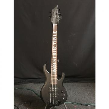 "Custom Traben ""Indestructible"" Special Edition 5 String Satin Black"