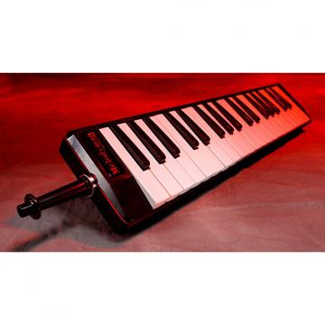 Custom Melody Man Melodica 32 Keys Black