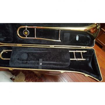 Custom King 606 Brass Trombone