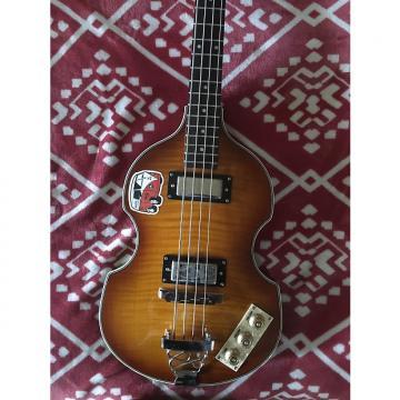 Custom Epiphone Viola Bass 2015 Sunburst