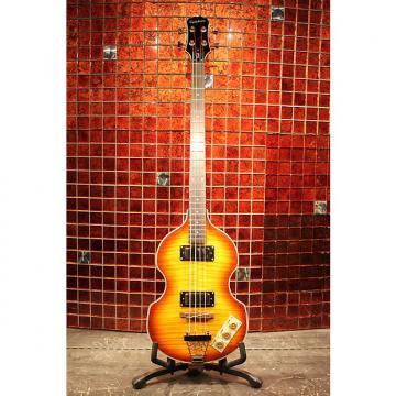 Custom Epiphone Viola 4-string Sunburst