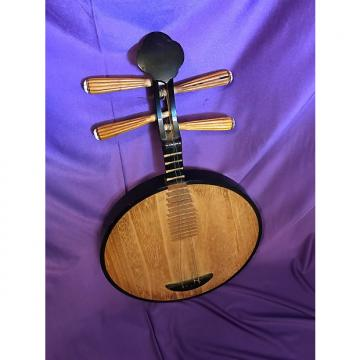 Custom Japanese/Chinese? Yueqin Lute Musical Instrument