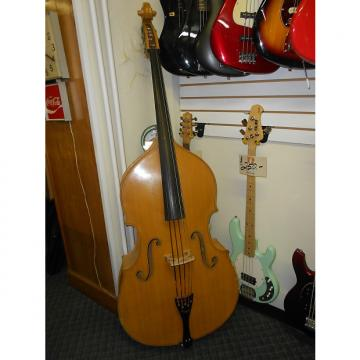 Custom Kay 5 string Upright Bass, Swingmaster S-51 1946 Natural Blonde