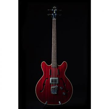Custom Guild Starfire Bass 2013 Cherry