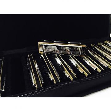 Custom Huang  Harpmaster 12 Key Set
