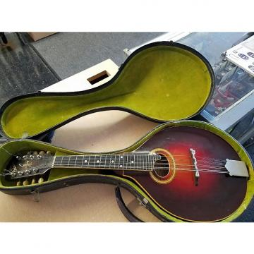 Custom Gibson A-4 Mandolin 1921 SUNBURST