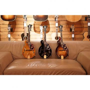 Custom Gibson Custom Shop F-5 120th Anniversary Mandolin Collection