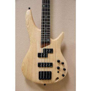 Custom USED Ibanez SR650E Bass in Natural Flat Finish