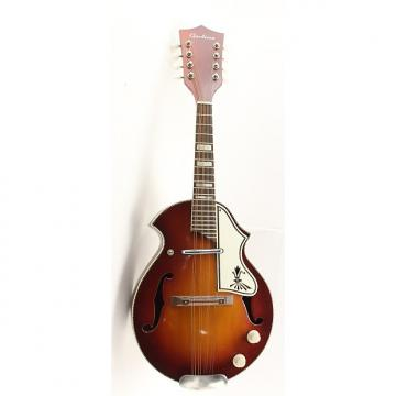 Custom Airline 1960s Sunburst electric mandolin
