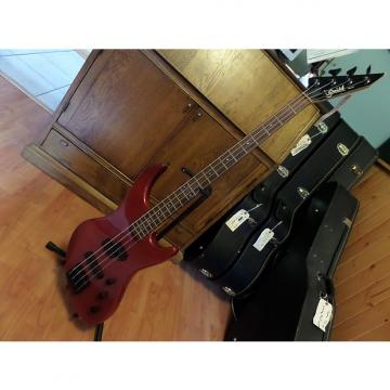 Custom Guild Bass Guitar - Right Handed (Model SB-604?) No case! Active EMG's