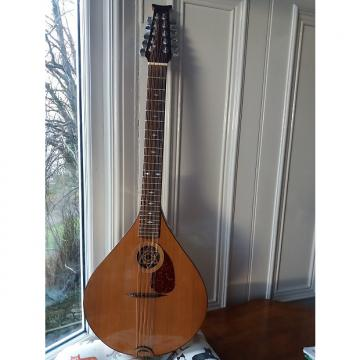 Custom Robin McHugh Cittern 1982 Light Maple