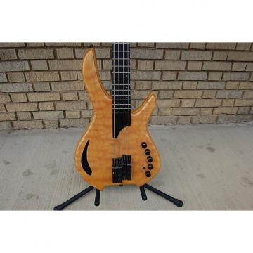 Custom Willcox Saber Vl 4 Lightwave Bass Fretted