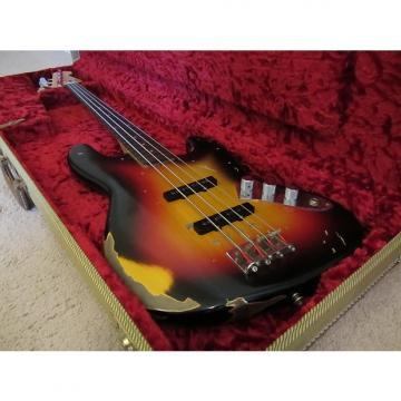 Custom Fender Custom Shop Jaco Pastorius Tribute Jazz Bass