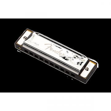 Custom Fender Blues Deluxe Harmonica C