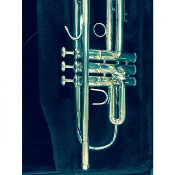 Custom Bach Model 43 Silver