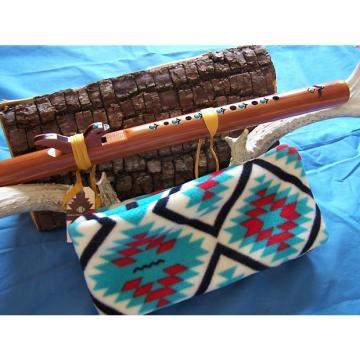 "Custom High Spirits Sparrow Hawk ""A"" - Aromatic Cedar W/ Turquoise Inlay"