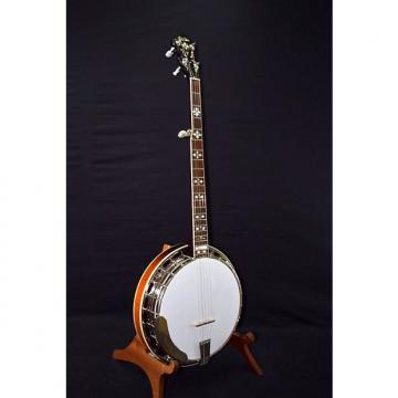 Custom Goldstar GF-200 Banjo - Huber Rim And Tone ring!
