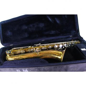 Custom King Zephyr Baritone Saxophone GREAT INEXPENSIVE PLAYER!