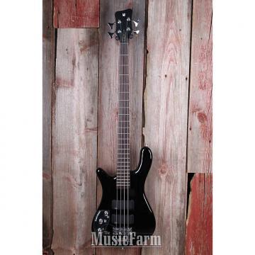 Custom Warwick RockBass Streamer Std 4 String Left Handed Electric Bass Guitar Lefty