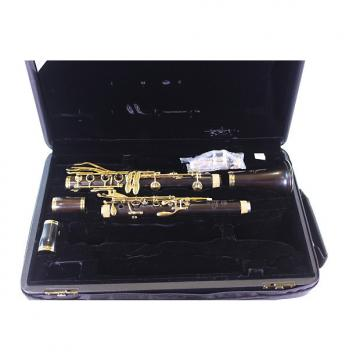 Custom Yamaha YCL-CSGAIIH Custom Clarinet in A GOLD KEYS MINT