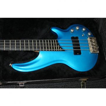 Custom Cort Curbow Bass Luthite Body Ice Blue MIK
