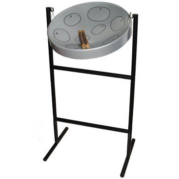 Custom Jumbie Jam Steel Drum Musical Instrument, Steel Finish
