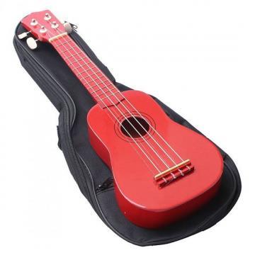 Custom KING DO WAY Ukulele Bag Soft Shoulder/Back Carry Gig Bag Ukulele Case Guitar Bag