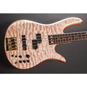 Custom Fodera Victor Wooten Classic Monarch Bass 2013 Natural