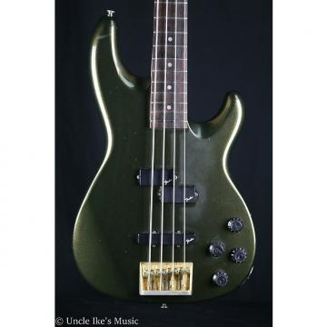 Custom 1980s Fender Precision Bass Lyte Sherwood Green, Rosewood Fretboard, Hardcase included