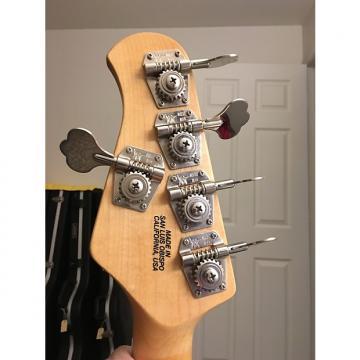 Custom Musicman Stingray 2008 Honyburts