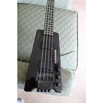 Custom Steinberger XL-2 Bass 1987 Black