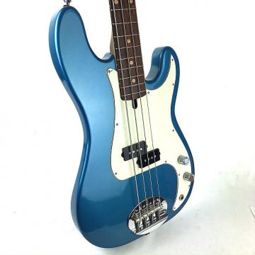 Custom Lakland 44-64 Classic (Vintage P) Bass -USED- Lake Placid Blue