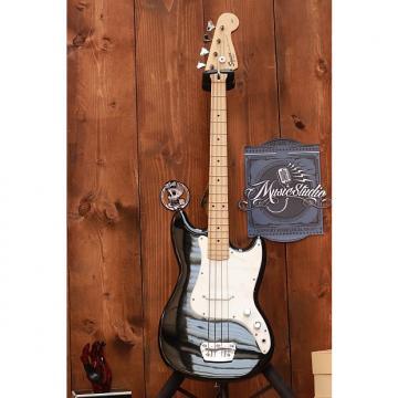 Custom Squier Bronco Bass 2015 Black