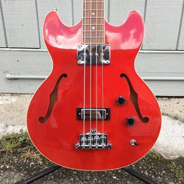 Custom Gibson Midtown Standard Bass 2013 Cherry