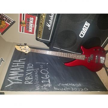 Custom Yamaha  RBX170   Red