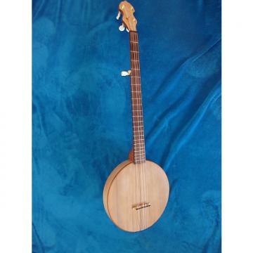 Custom T. Mead Wood Topped Banjo