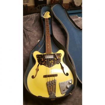 Custom Sekova  Vulcan 1969 I Believe  Cream/Pastel Yellow