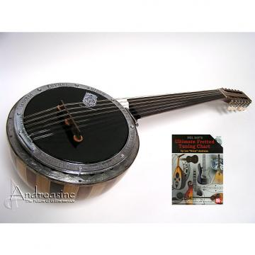 Custom Cumbus Extra w/ Soft Case & Free CD & Tuning Chart