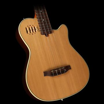 Custom Godin MultiUke Acoustic/Electric Ukele Natural