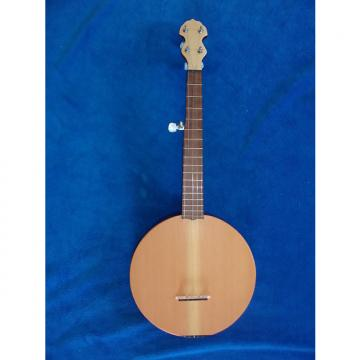 Custom T. Mead Banjos Wood Topped C-Scale Banjo