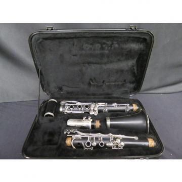 Custom Buffet B12 Clarinet W/ Case And Mouthpiece