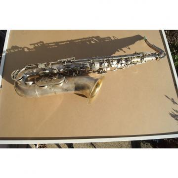 Custom King Zephyr II Tenor Saxophone 1971 Silver