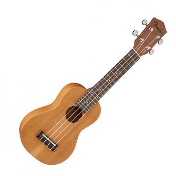 Custom Fender 095-5652-021 Piha'eu Soprano Ukulele
