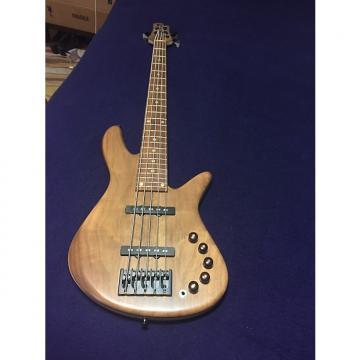 Custom Roger Elite Custom V Jazz Bass 2015 Walnut